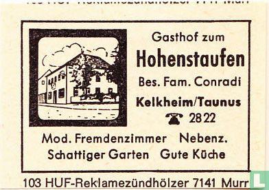 Gasthof zum Hohenstaufen - Fam. Conradt