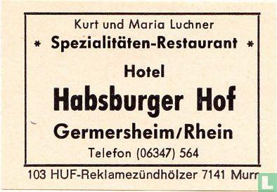 Hotel Habsburger Hof - Kurt und Marie Lüchner
