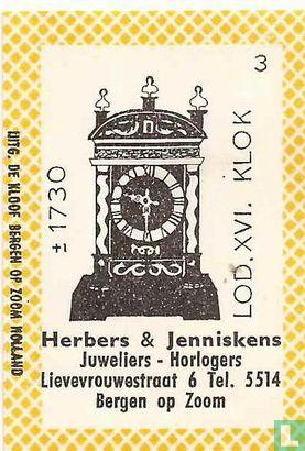 Herbers & Jenniskens Juweliers - Horloges