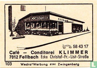 Café-Konditorei Klimmer