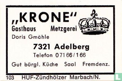 """""""Krone"""" - Doris Gmähle"""