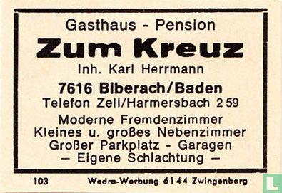 Zum Kreuz - Karl Herrmann