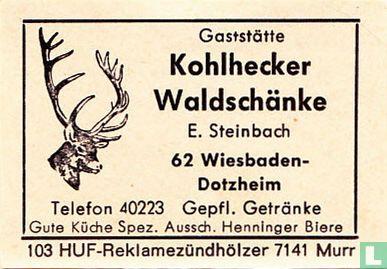 Kohlhecker Waldschänke - E. Steinbach