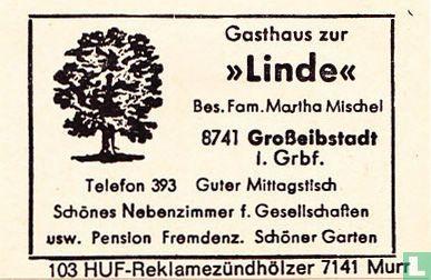 """Gasthaus zur """"Linde"""" - Fam. Martha Mischel"""