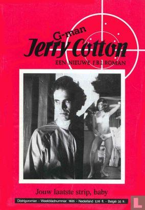 G-man Jerry Cotton 1625
