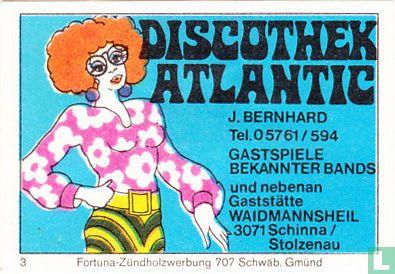 Discothek Atlantic - J. Bernhard