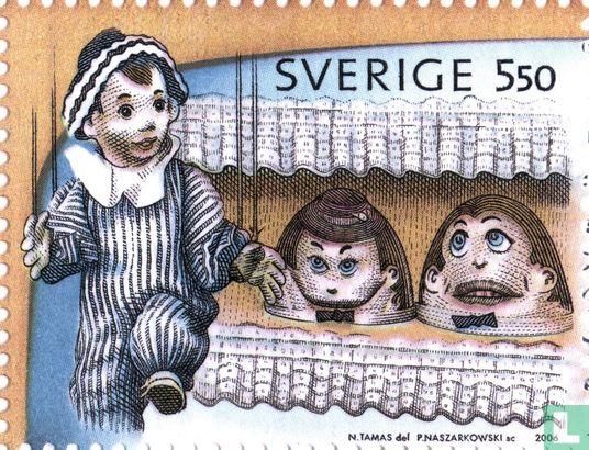 Zweden [SWE] - Tv kinderprogramma's