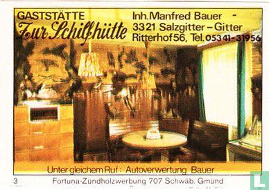 Zur Schilfhütte - Manfred Bauer