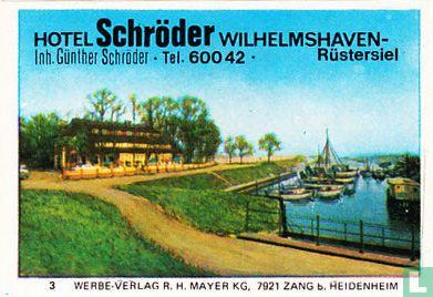 hotel Schröder - Günther Schröder