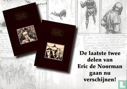 Uitgeverij Panda - De laatste twee delen van Eric de Noorman gaan nu verschijnen!