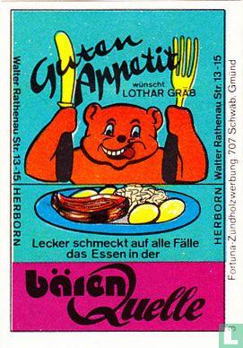 Bären Quelle - Lothar Gräb