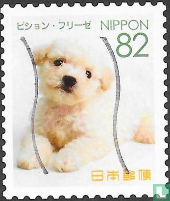 Japon [JPN] - J'ai-animaux chiens