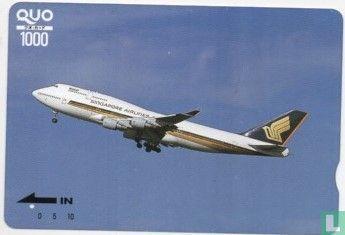 Singapore Airlines - Bild 1