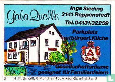 Gala Quelle - Inge Sieding