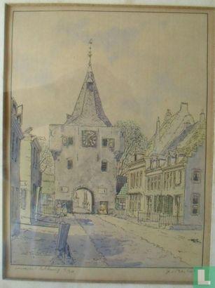 Vischpoort Elburg  - Afbeelding 1