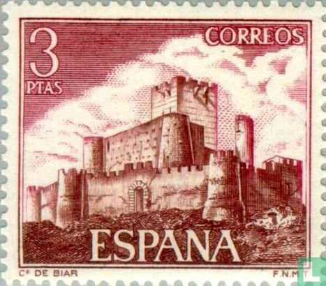 Spain [ESP] - Castello de Biar