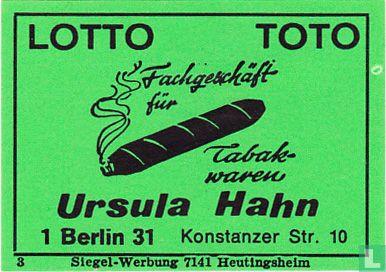 Lotto - Toto - Ursula Hahn