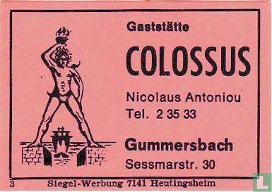 Gaststätte Colossus - Nicolaus Antoniou