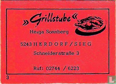 """""""Grillstube"""" - Helga Sonnberg"""