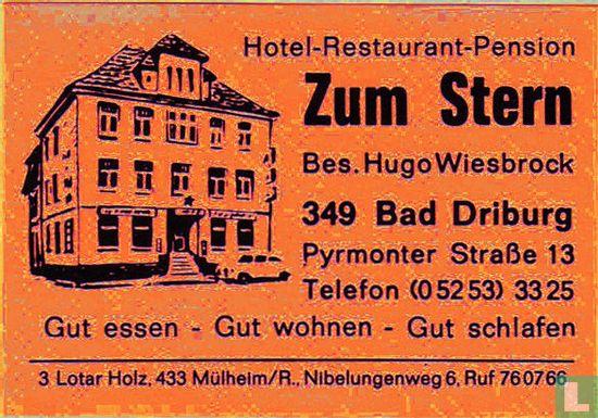 Zum Stern - Hugo Wiesbrock