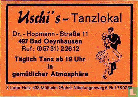 Uschi's-Tanzlokal