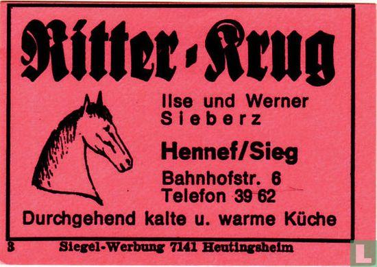 Ritter-Krug - Ilse und Werner Sieberz