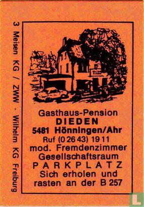 Gasthaus-Pension Dieden