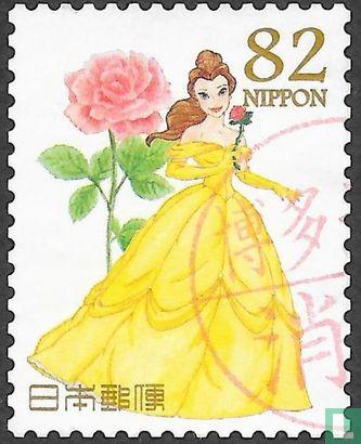 Japan [JPN] - Disney Princess