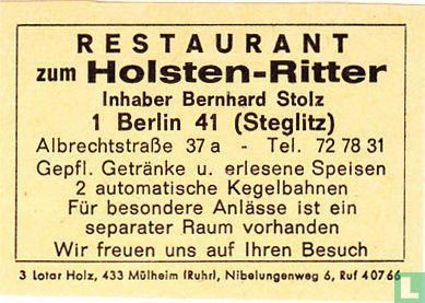 Zum Hosten-Ritter - Bernhard Stolz