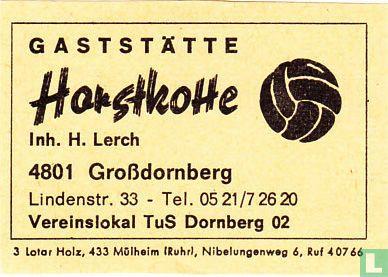 Gaststätte Horstkotte - H. Lerch