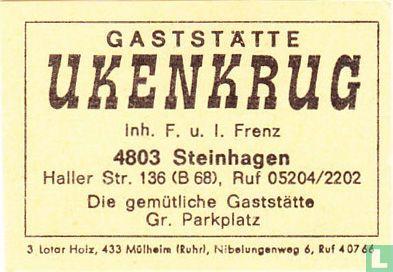Gaststätte Ukenkrug - F.u.I. Frenz