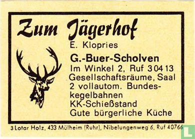 Zum Jägerhof - E. Klopries