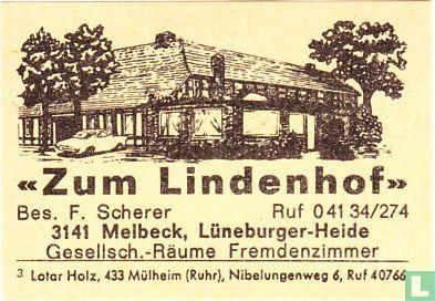 """""""Zum Lindenhof"""" - F. Scherer"""