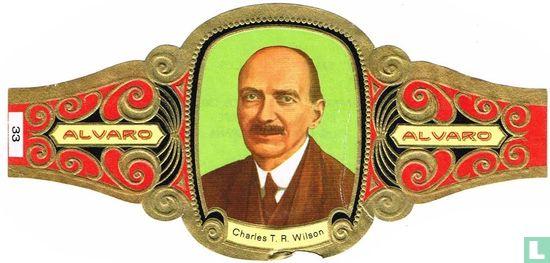 Alvaro - Charles T.R. Wilson, Gran Bretaña, 1927