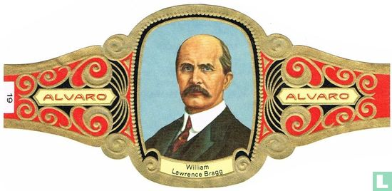 Alvaro - William Lawrence Bragg, Gran Bretaña, 1915