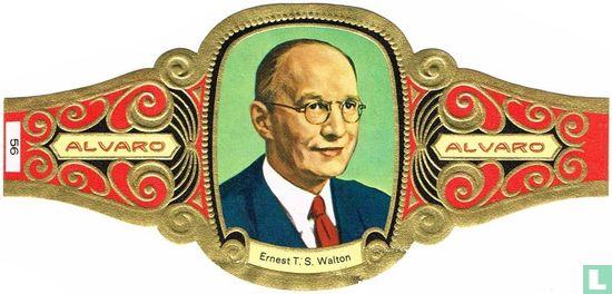 Alvaro - Ernset T.S. Walton, Irlanda, 1951