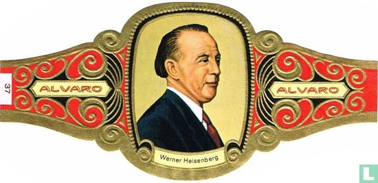 Alvaro - Werner Heisenberg - Duitsland - 1932