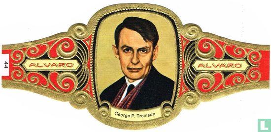 Alvaro - George P. Thomson, Gran Bretaña, 1937