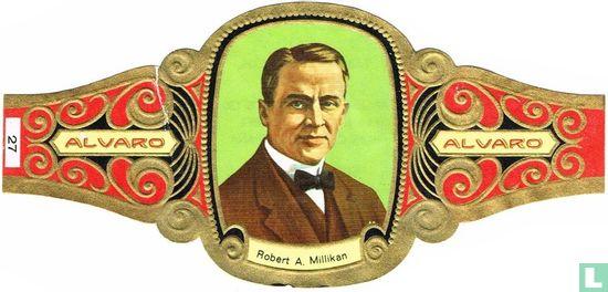 Alvaro - Robert A. Millikan, Estados Unidos, 1923