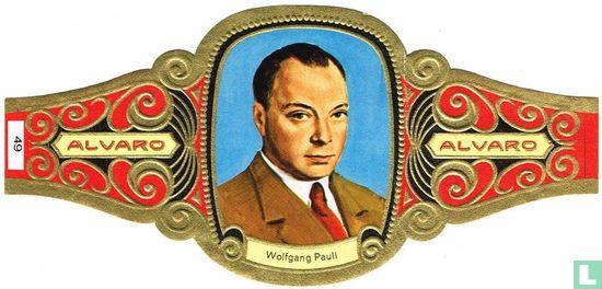 Alvaro - Wolfgang Pauli - Verenigde Staten - 1945