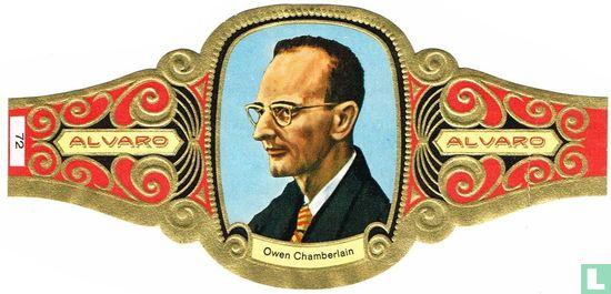 Alvaro - Owen Chamberlain - Verenigde Staten - 1959