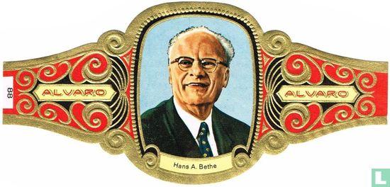 Alvaro - Hans A. Bethe, Estados Unidos, 1967