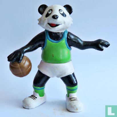 Flunch Menu - Basketball Panda