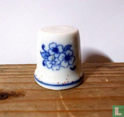 Blauw bloempje - Image 1