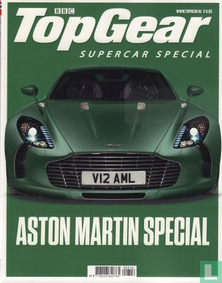 TopGear Special [NLD] Aston Martin - Image 1