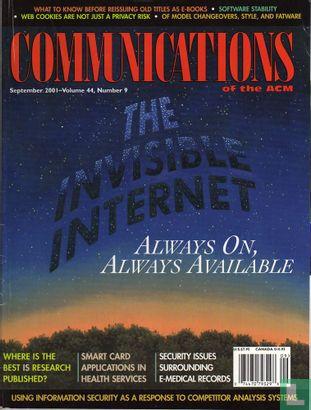 Communications of the ACM 9