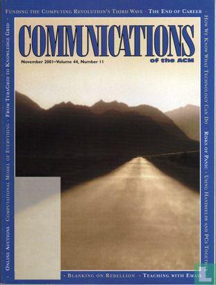 Communications of the ACM 11