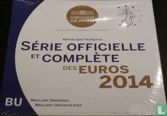Frankrijk (France) - Frankrijk jaarset 2014
