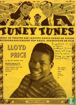 Tuney Tunes 187