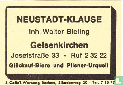 Neustadt-Klause - Walter Bieling